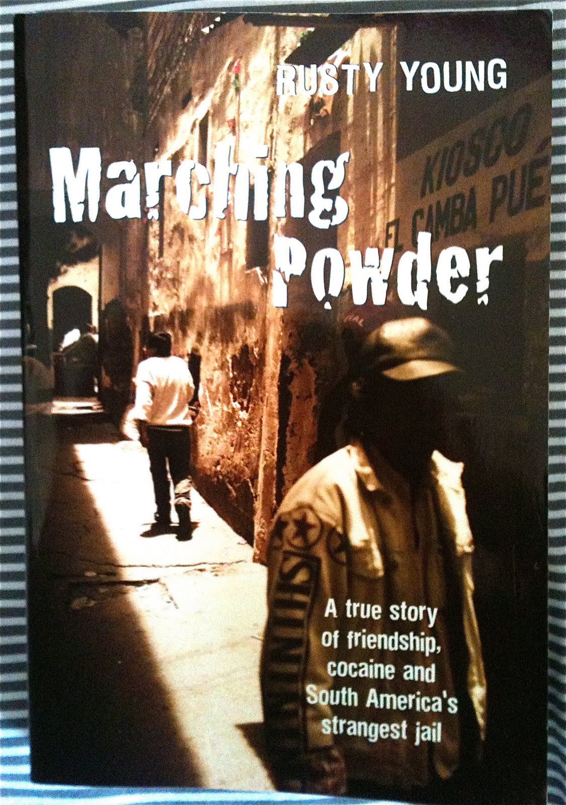 Marching powder rusty young ebook