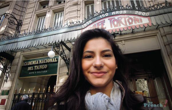 café tortoni - restaurante tradicional - argentina - buenos aires - ponto turístico