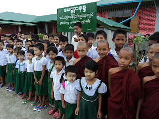 Ashin Dhamma Piya – ပညာေရးမူ၀ါဒကို ျပန္လည္ျပဳျပင္ေပးမည္ဆိုလွ်င္