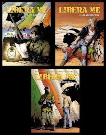 Libera Me (3 tomes, en cours)