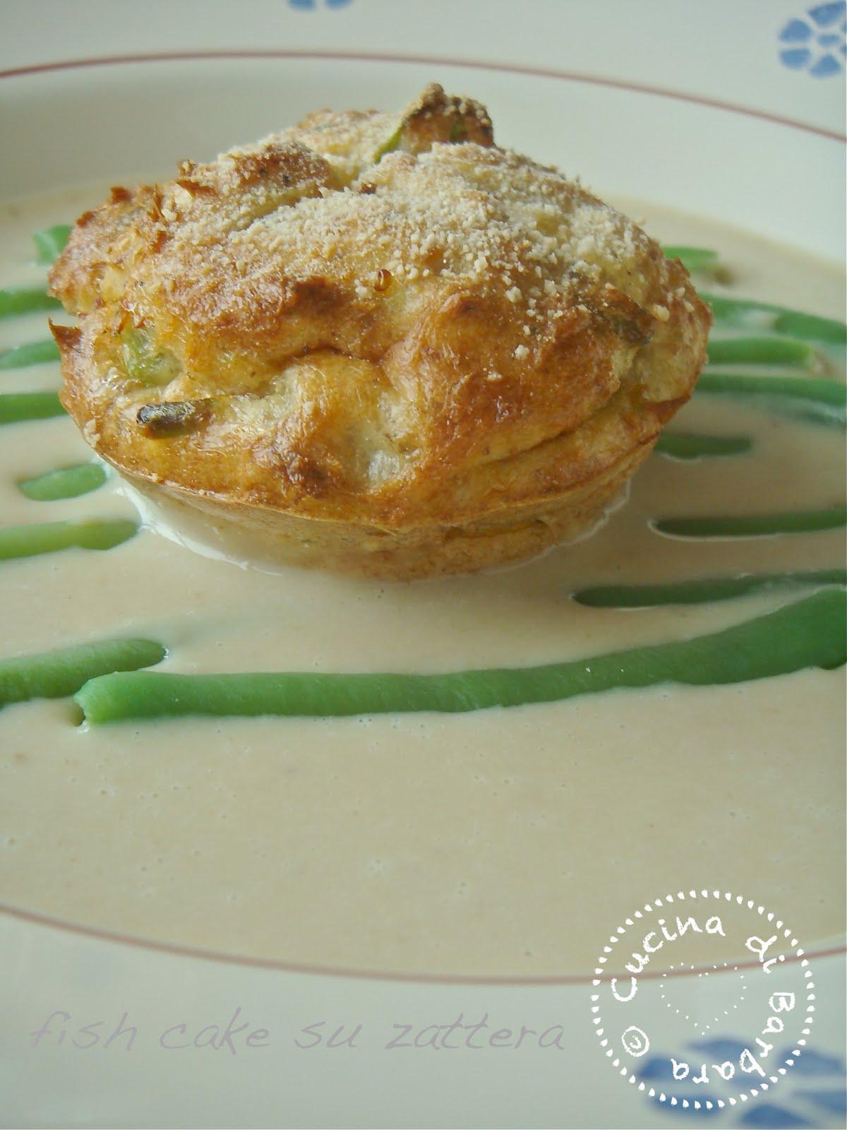 Ricetta Fishcake tortino di tonno