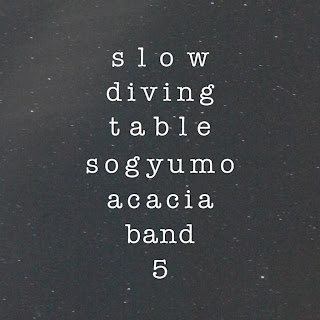 Sogyumo Acacia Band (소규모 아카시아 밴드) - Slow Diving Table