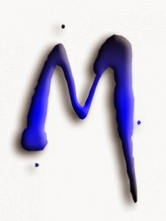 i love m letter wallpaper - photo #48