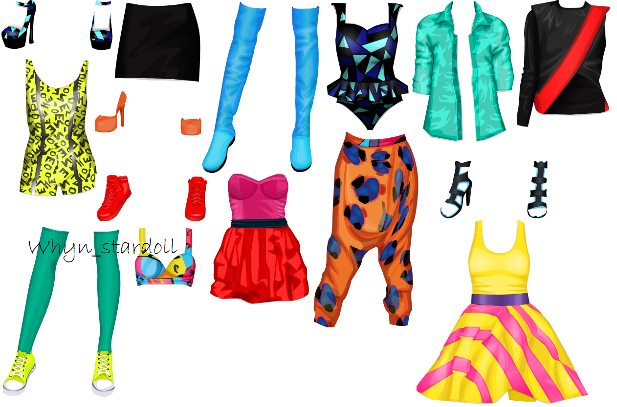 Whyn stardoll nuovi capi just dance 2014 for Just catalogo