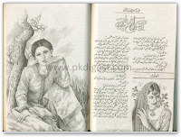 sshot 56 - Yeh dil ka mamla hai by Sameena Azmat Ali