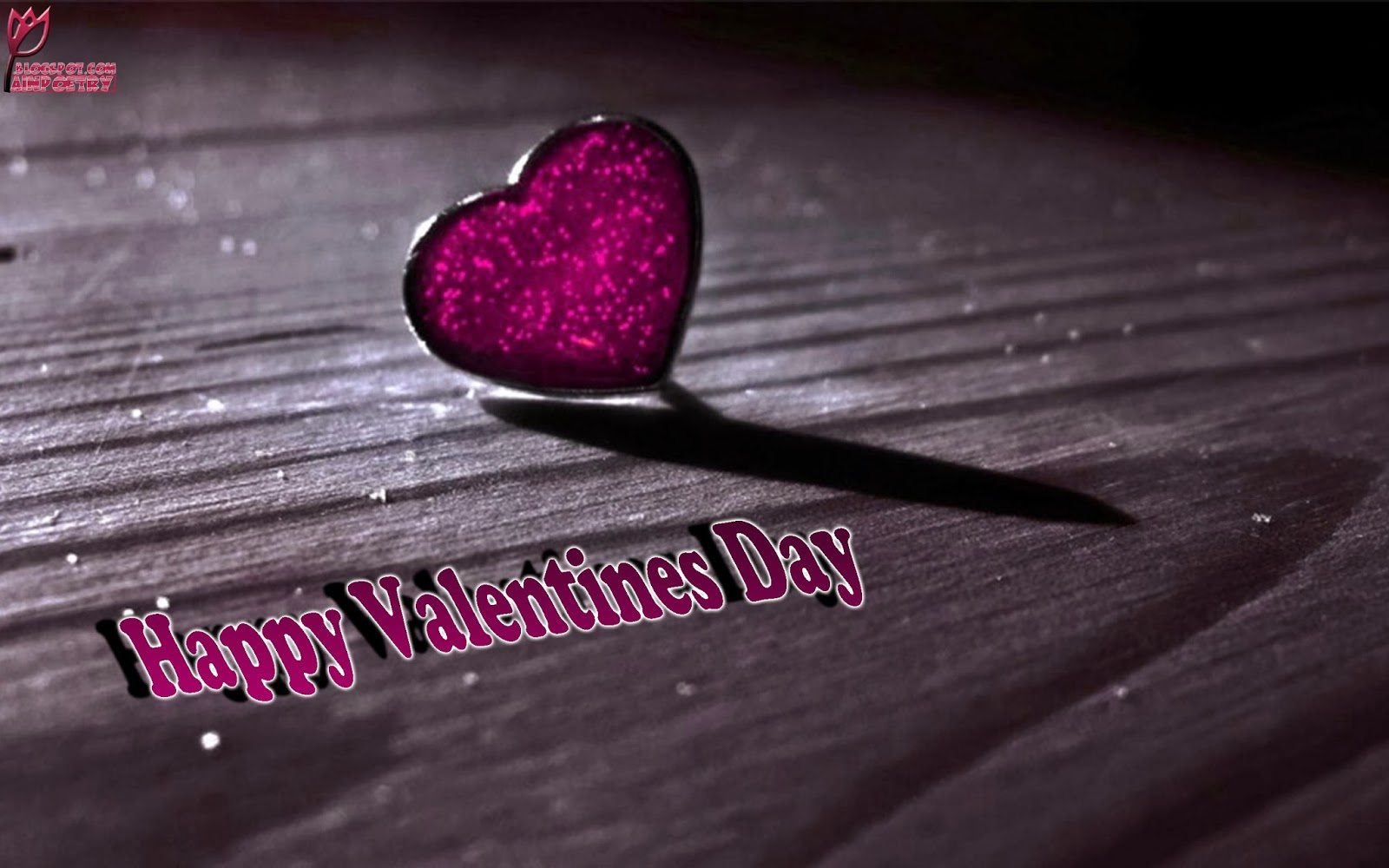 Happy-Valentines-Day-Wishes-Wallpaper-With-Heart-Image-HD-Wide