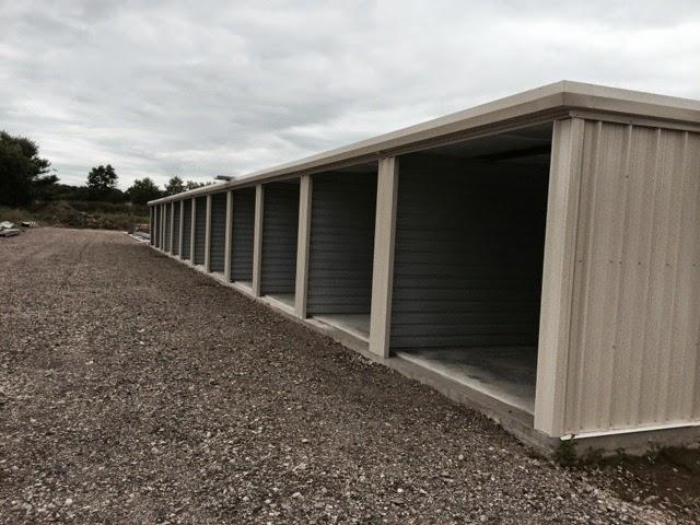 Storage Wars - Self Storage Units Under Construction - Core Construction Products LLC & Self Storage Facility Construction Lower Costs Speed up Build ...