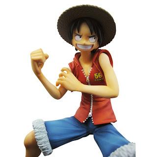 Monkey D. Luffy & Toriko Seven-Eleven Limited Ver. - P.O.P Neo EX