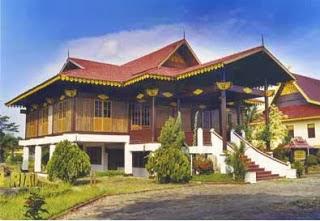 Download this Riau Rumah Melayu Selaso Jatuh Kembar picture