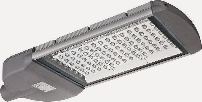 led lightting for street lighting industry