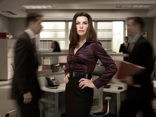 Alicia Florrick de 'The Good Wife'
