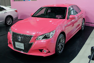 Toyota Crown 2013 Megaweb