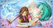 """""""Leitura é um exercício que se faz com o corpo quieto e a mente agitada!"""""""