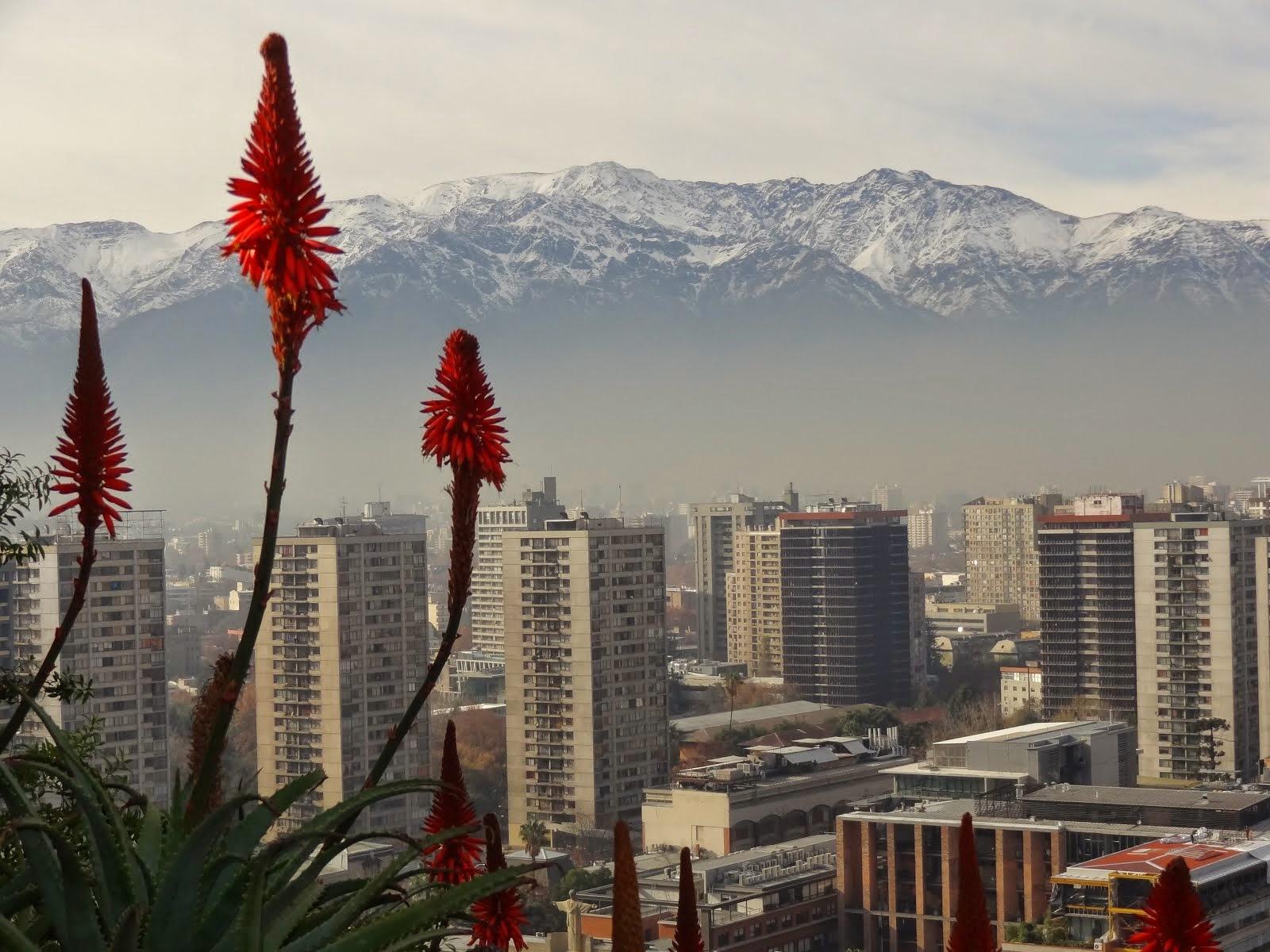Guia de Santiago e Arredores