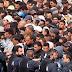 Inmigrantes protestan en frontera con Francia