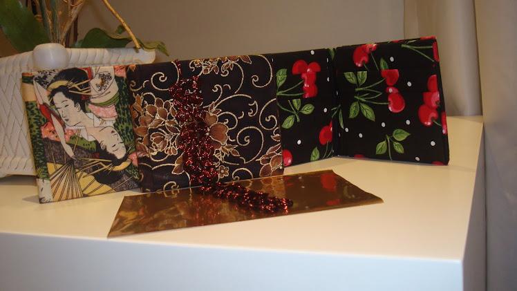 Origami em Tecido, Jóias