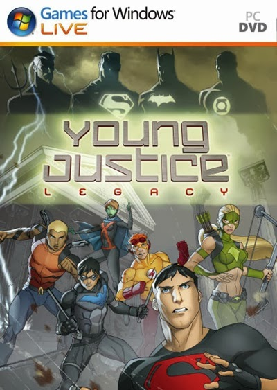 Young Justice Legacy PC Full Español