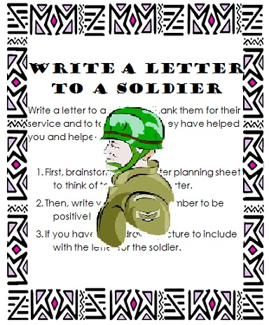 soldiers angels show your appreciation to deployed soldiers