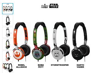 Funko Star Wars Headphones