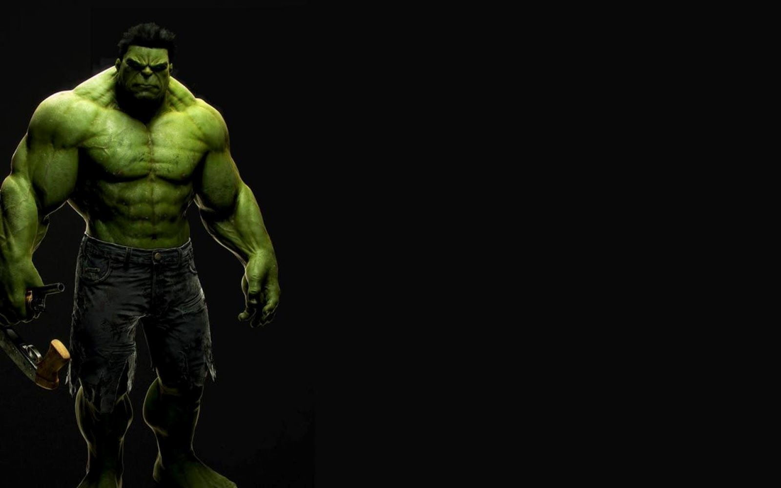 the hulk The avengers attempted to defeat thanos in infinity war, and failed dismally one  character who didn't fight, however, was hulk – who.