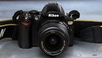 2nd Kamera DSLR Nikon D40X