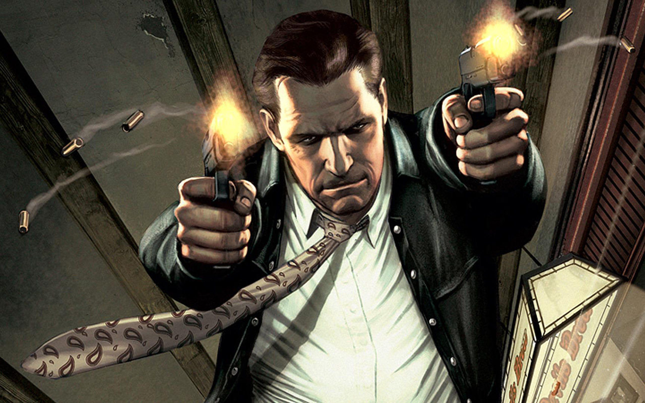 Max Payne - PC Game Trainer Cheat PlayFix No-CD No-DVD