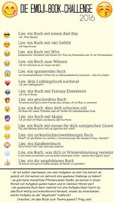 Emoji Book Challenge