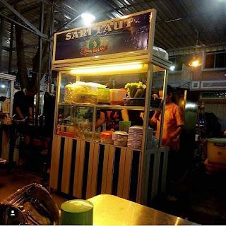 Kuliner Malam di Sari Laut Asia Mega Mas Medan