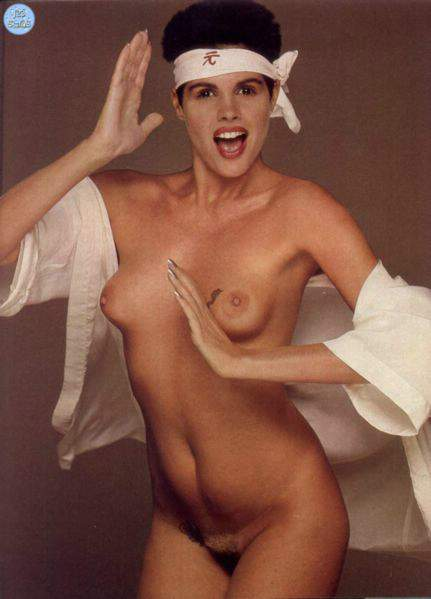 Monique Evans Fotos Playboy