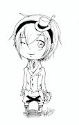 Chibi Anime Boy (chibi anime boy )