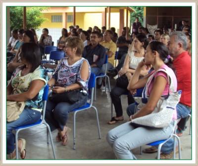 18ª Crede realiza palestras sobre Gestão de Sala de Aula