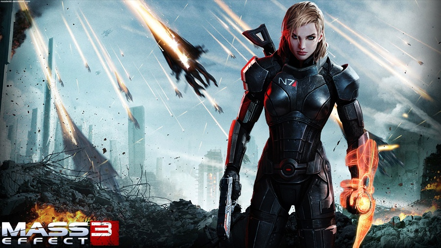 Mass Effect 3 PC Download Poster