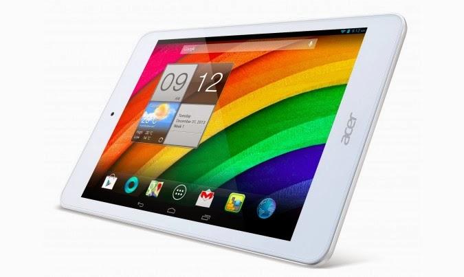 Acer Perkenalkan Iconia A1-830, Tablet Android Terbaru Dengan