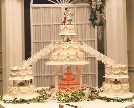shilakejawani420: Wedding Cakes With Fountains And Stairs