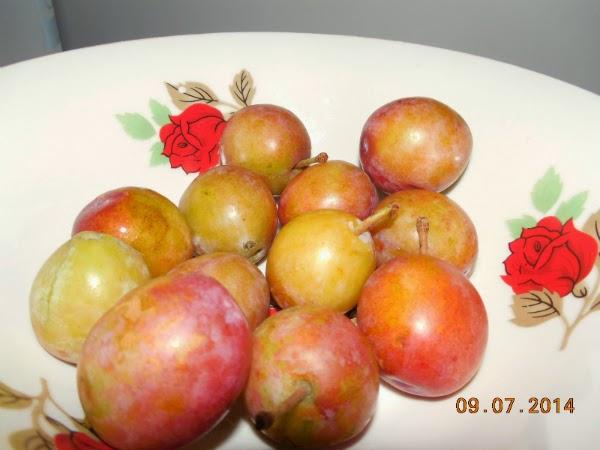 prune de tara