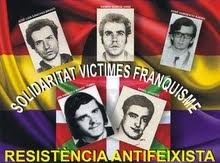 Blog Solidaridad Últimas Víctimas Franquismo