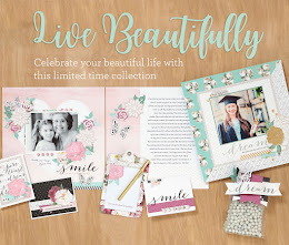 National Scrapbooking Month- Live Beautifully