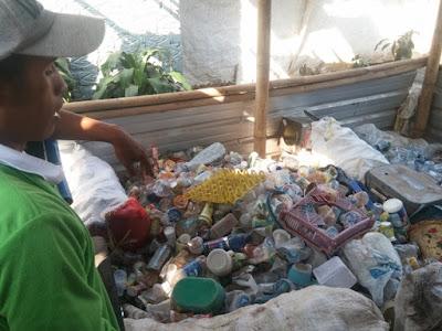 pengolahan sampah di hipoci cianjur