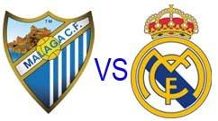 Prediksi Skor Malaga vs Real Madrid 23 Desember 2012
