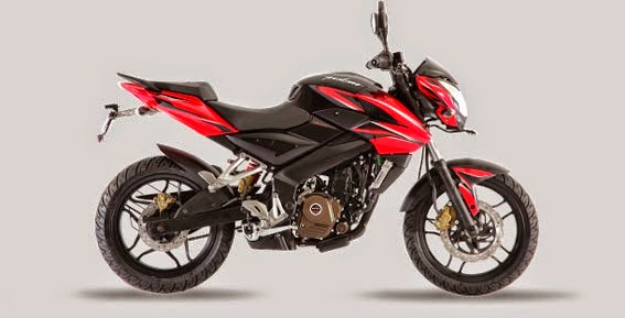 Specifications and Features Bajaj Pulsar 200NS