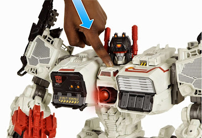 Metroplex Transformers Generations