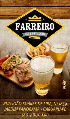 FARREIRO BAR E PETISCARIA