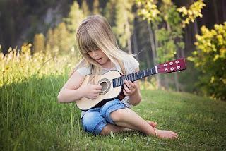 Cara Bermain Kentrung Gitar Ukulele Pemula