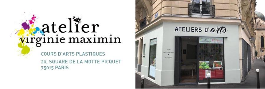 Atelier Virginie Maximin
