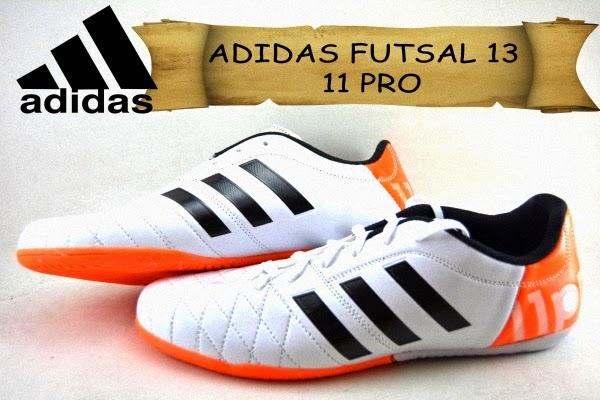 Sepatu Futsal  Sepatu Futsal Adidas 11 Pro 13