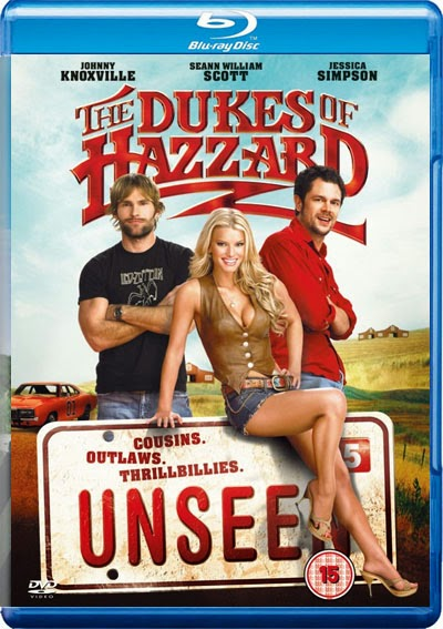 The Dukes Of Hazzard (2005) Dual Audio [Hindi English] UnRated BRRip 720p