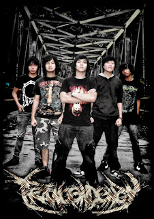 trancendency band metalcore deathcore malang indonesia