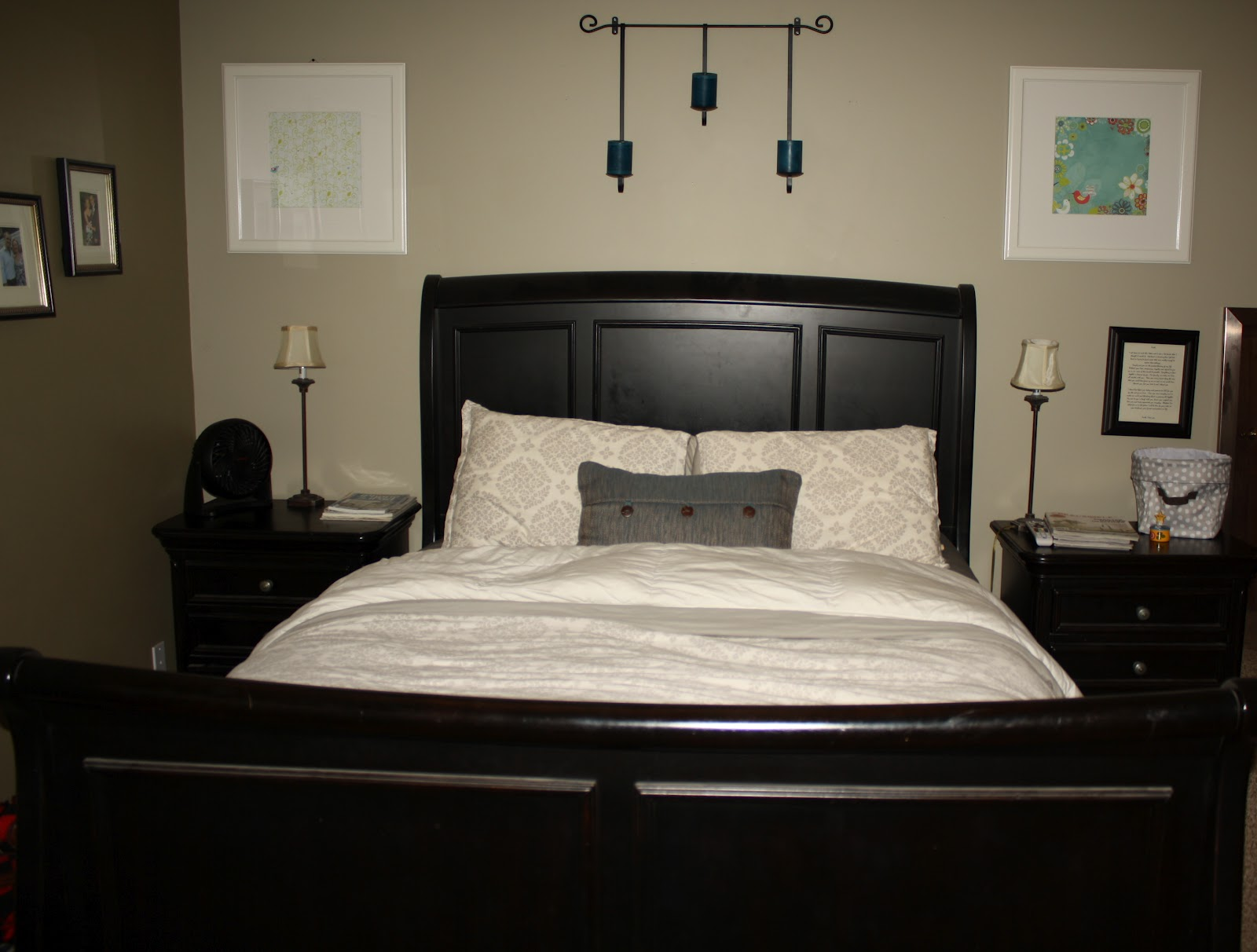 Bloggaboutit Master Bedroom Redo