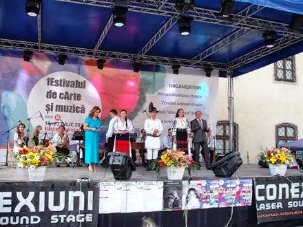 """Brașov, iulie 2013 - Lansarea CD-ului """"Folclor nepieritor...de dragoste și dor"""""""