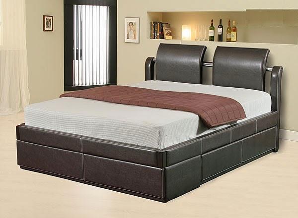 Decora hogar 14 camas matrimoniales modernas v deo tutorial - Camas nido modernas ...
